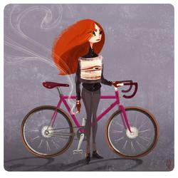 Brisk Biking