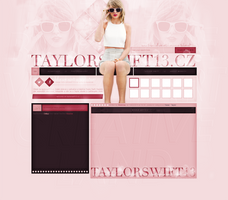 Ordered design (tswiftdaily)