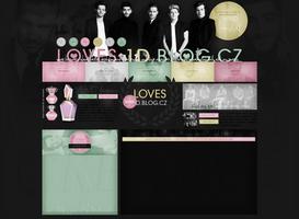 Ordered design (loves-1d) by velvetchloe