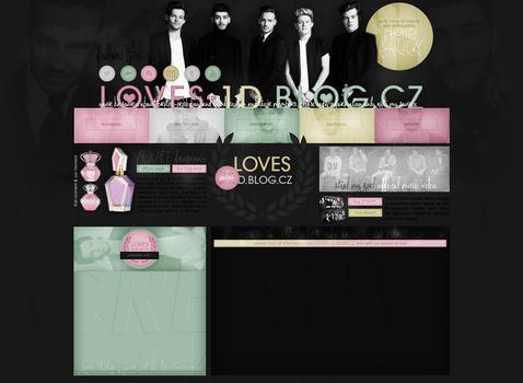 Ordered design (loves-1d)