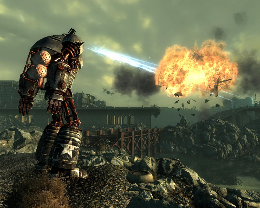 Fallout 3 gigantic boobs porn scenes