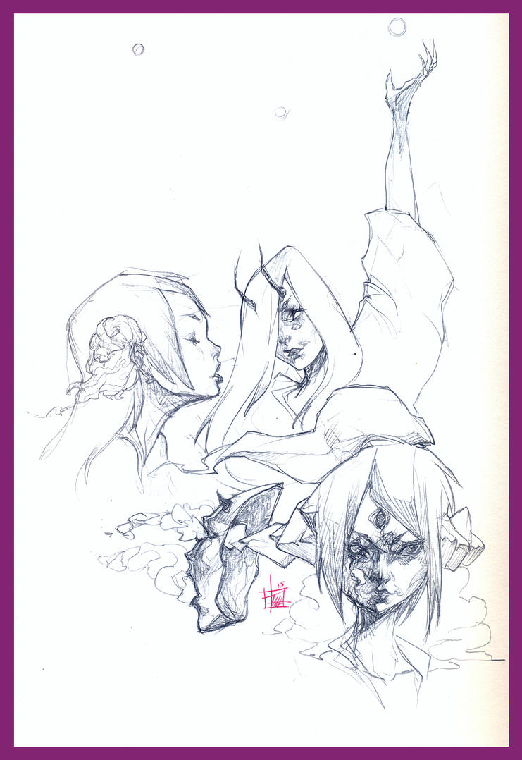 Masks & Faces by Chaosmember