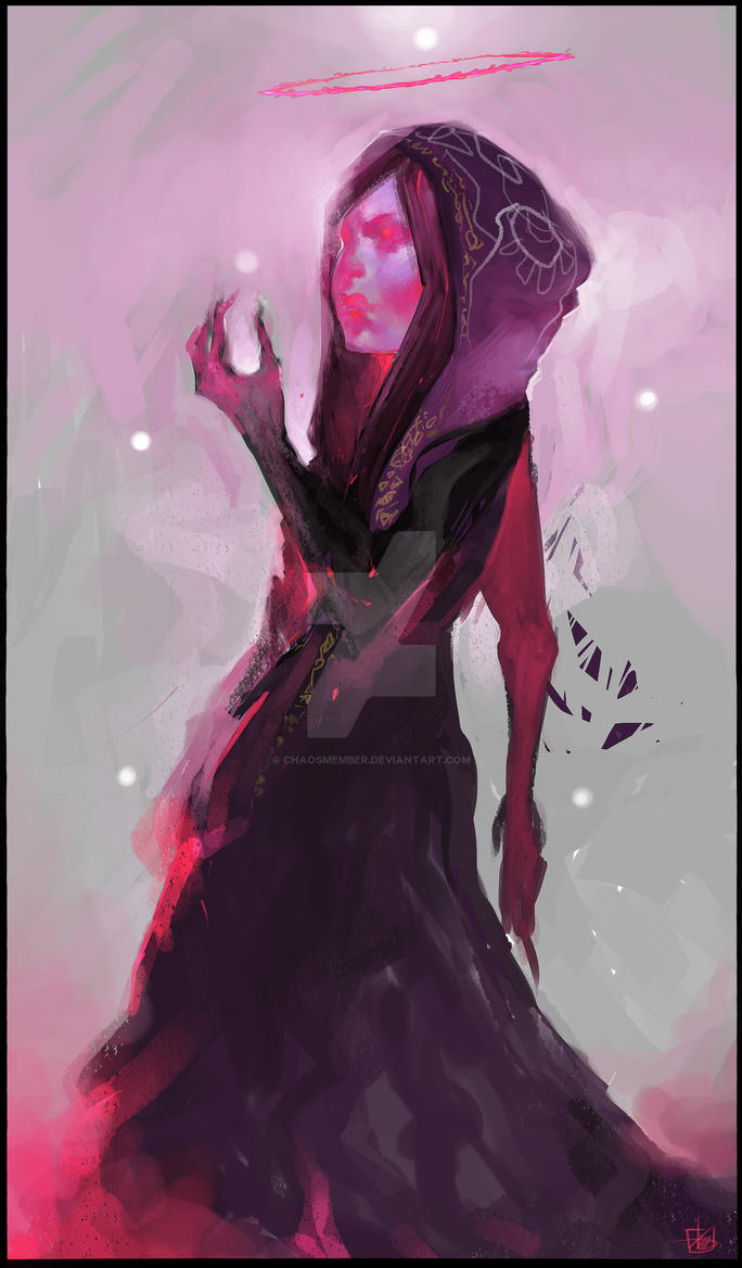 Cosmic Queen Original by Chaosmember