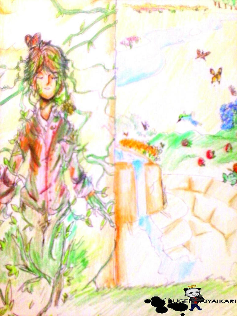 Garden dream by Bugendaiyaikari