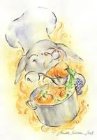 Carrot Soup by DreamsOfALostSpirit