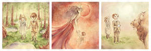 Narnia: The Magician's Nephew by DreamsOfALostSpirit