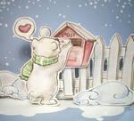 A Polar Bear In Love