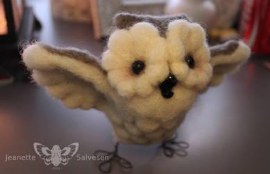 Felt like an Owl by DreamsOfALostSpirit