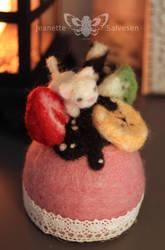 Felt like having Dessert by DreamsOfALostSpirit