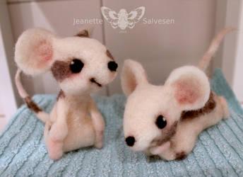 Felt like Mice by DreamsOfALostSpirit