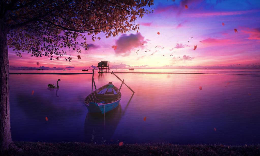 Serena Lake by Bunny7766