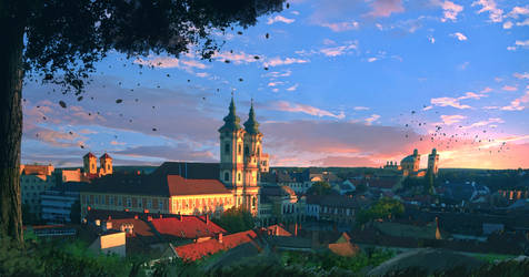 Eger by Bunny7766