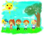 Micronations by NEZUMI-NA