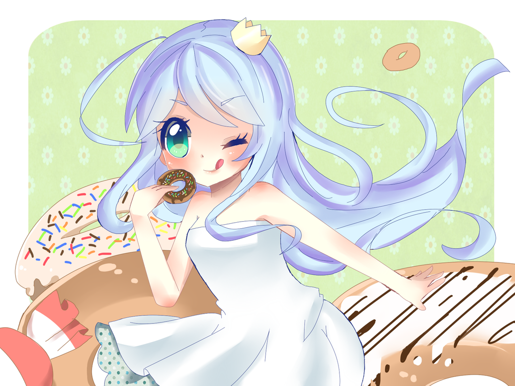 Art trade-Sweet Donuts by NEZUMI-NA