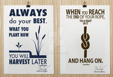 Motivational Posters 1