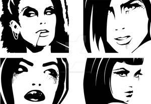Black Ink Series