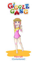 .: Hannah Application - Giggle-Gang :. by LeenaZenyo