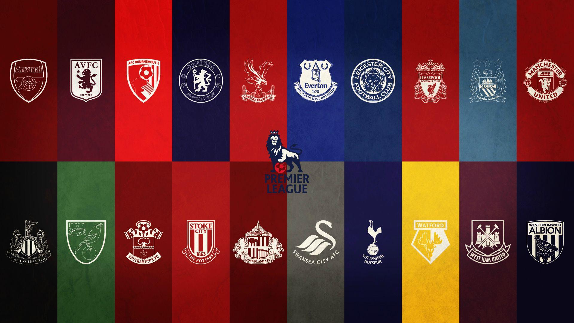 Premier league monochrome wallpaper by jbernardino on for Art premier