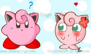 Jigglypuff is Falling in love