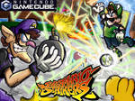Super Mario Strikers-Wallpaper