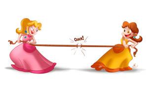 A normal Princesses's activity