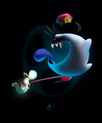 Super Ghost Yoshi