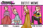 [DR:E]: Outfit meme