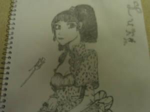 Lukia from Godchild