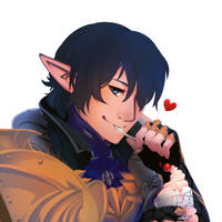 Ser Aymeric by chocolate-rebel