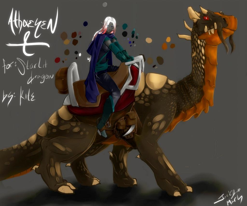 For Starlitdragon:  Athaeyen by chocolate-rebel