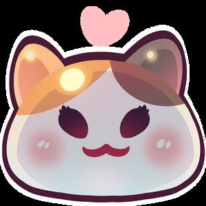 FFXIV Fat Cat Emoji