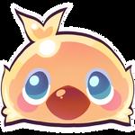 Chocobo emoji