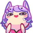 Gaming_Artist: Lewd Chi emote by chocolate-rebel