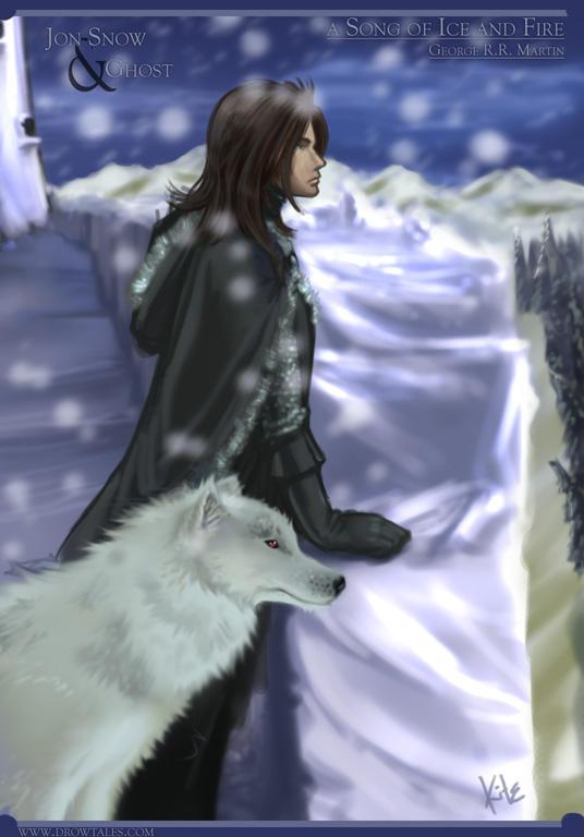 Jon Snow by chocolate-rebel