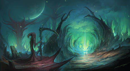 The last path by Zikwaga