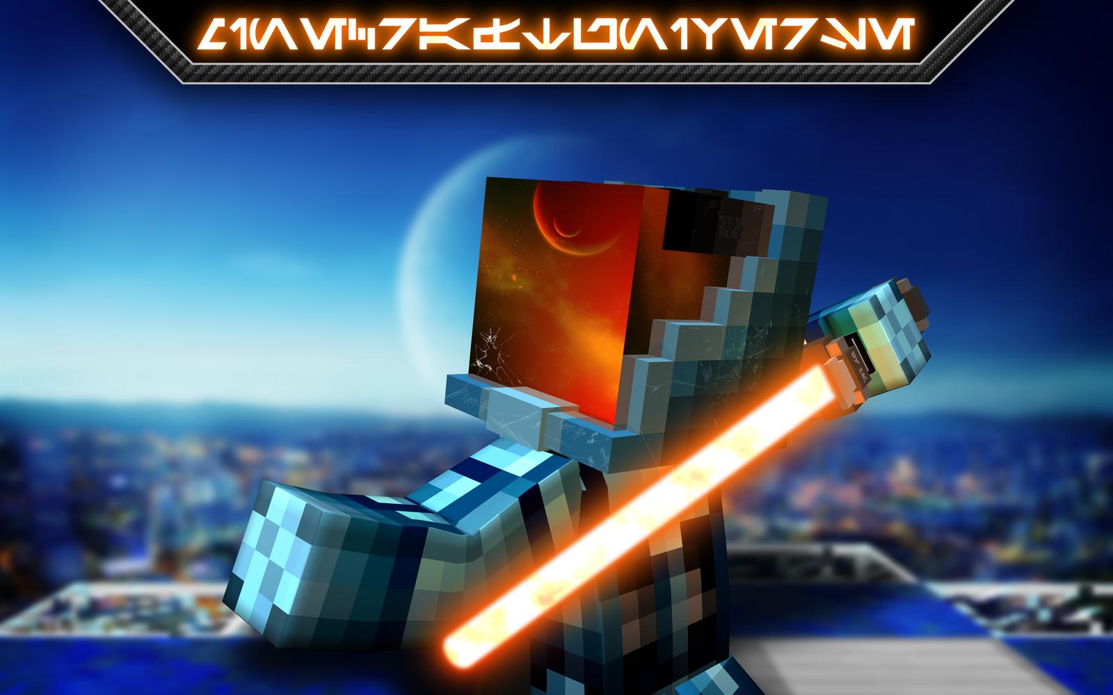 Top Wallpaper Minecraft Universe - minecraftuniverse_fanart_by_elkinthegreat-d5yczco  Trends_41885.png
