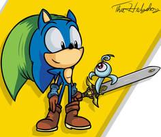 Link Sonic by SKRlB