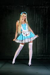 Alice in Wonderland by MarcoSchnitzler