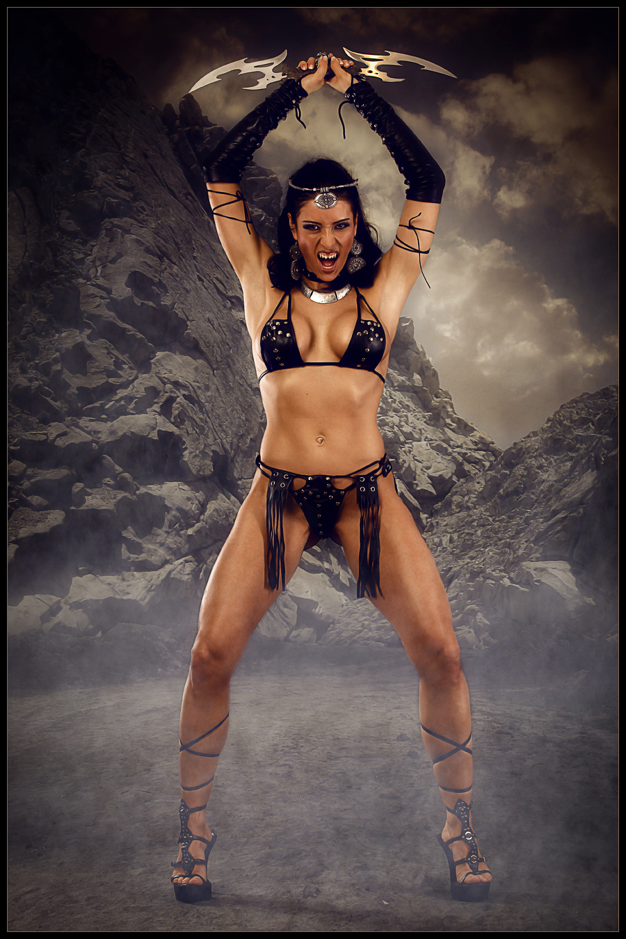 Warrior Woman Porn Pics 112