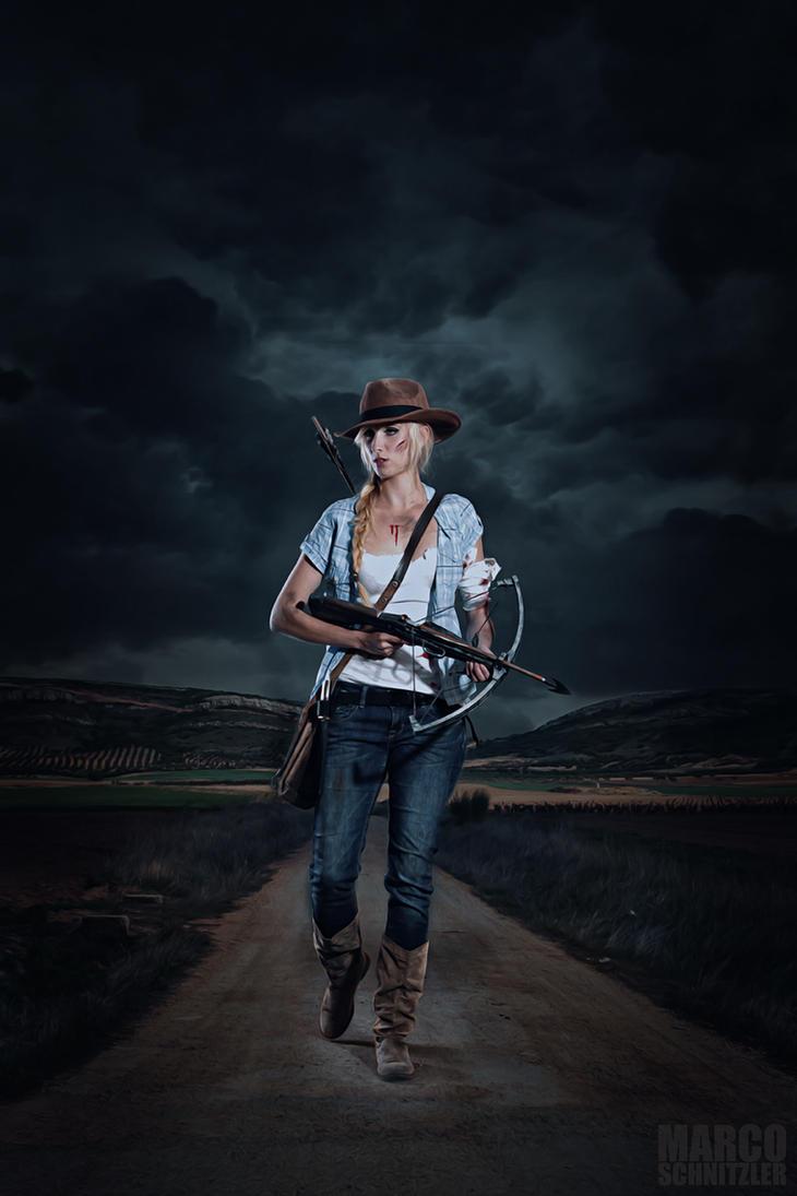 The Walking Dead by MarcoSchnitzler