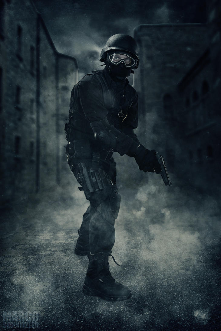 S.W.A.T. by MarcoSchnitzler