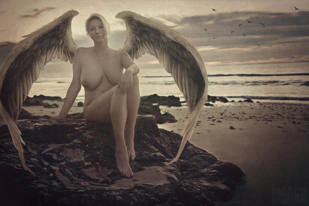 Sea Angel by MarcoSchnitzler