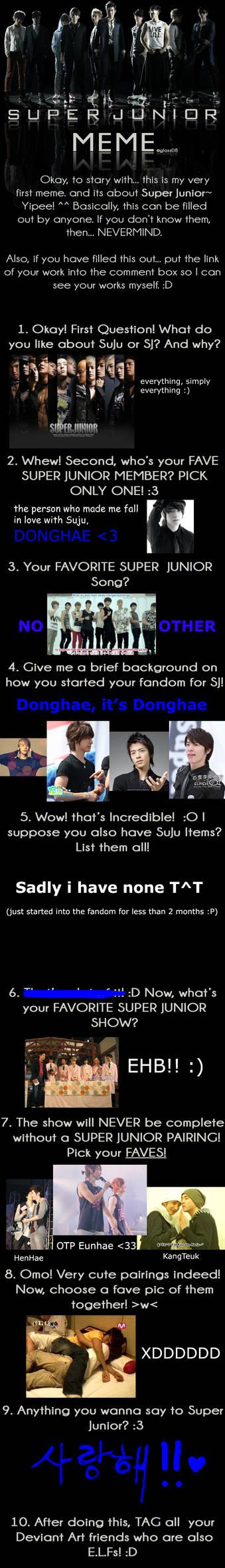 Super Junior ultimate meme XDD by LOLzLover on DeviantArt