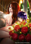Red Roses by AraSFwitch