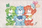Care Bear Trio