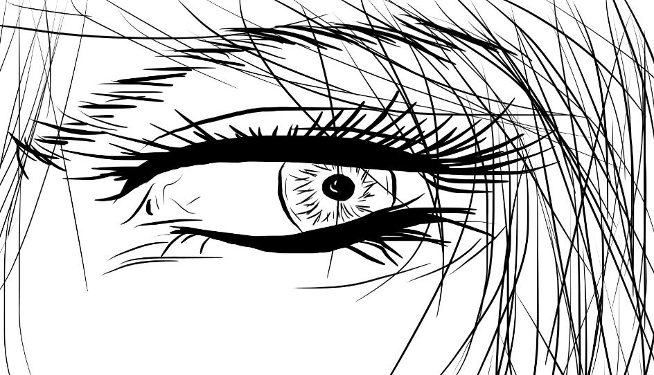Augen Kunst by Lili-Til