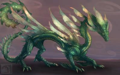 FoR Gods : Cephyreara by GelangweilterToaster
