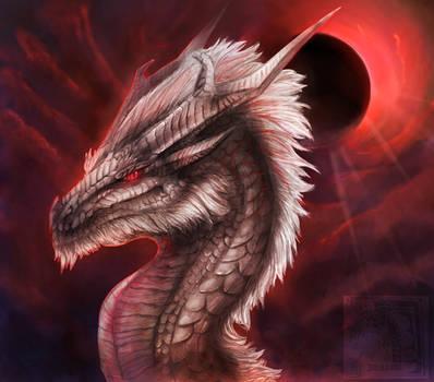 Dragon Eclipse by GelangweilterToaster