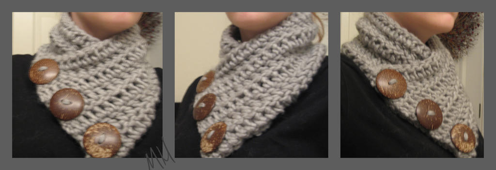 Three Button Scarf v2 by irisheyes-923