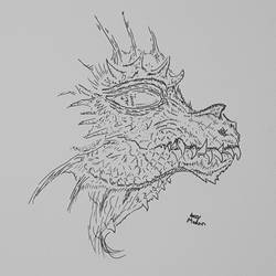 Dragon Head Study